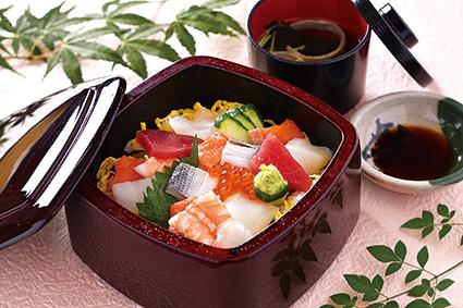 おまかせちらし寿司