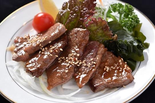 広島牛カルビ焼肉
