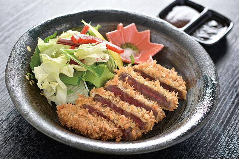 広島県産牛カツ(70グラム)