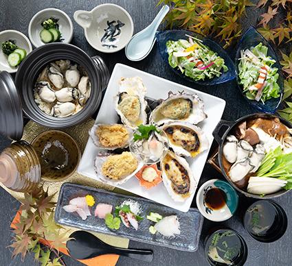 【ペアセット】広島県産牡蠣づくし