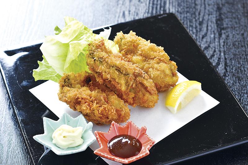 手仕込み牡蠣フライ(3個入り)