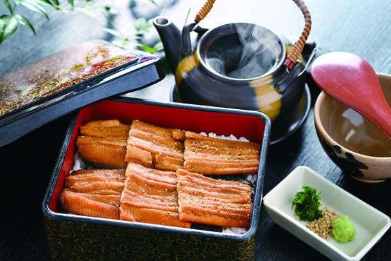 国産穴子めしセット(穴子飯・お出汁・薬味)